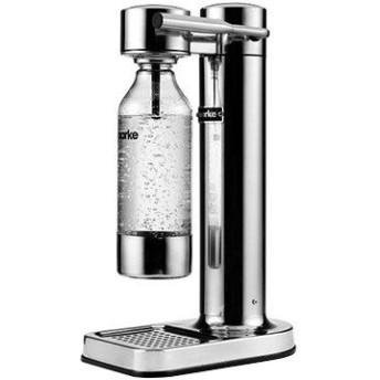 Aarke(アールケ) スウェーデン生まれの炭酸水メーカー カーボネーター2 (スチールシルバー)(ガスシリンダー別売) AA-1002