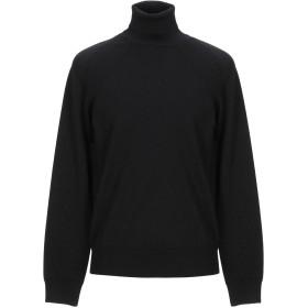 《セール開催中》DSQUARED2 メンズ タートルネック ブラック L ウール 100%