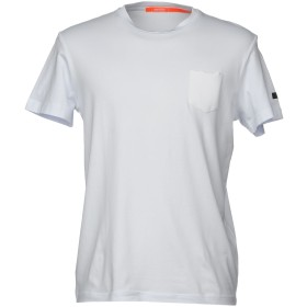 《期間限定セール開催中!》RRD メンズ T シャツ ホワイト 44 コットン 90% / ポリウレタン 10%