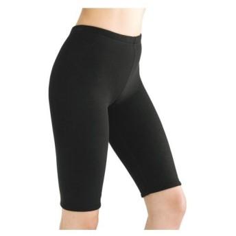 パンツ オーバー 大きいサイズ レディース 極厚裏起毛5分丈オーバー 2枚組 8L/10L ニッセン