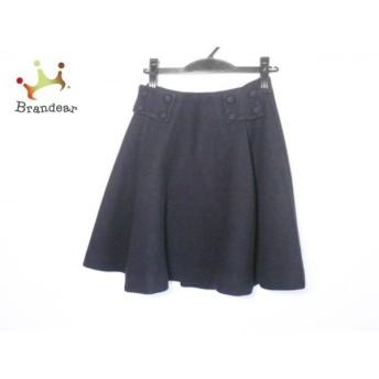 ミュラーオブヨシオクボ muller of yoshiokubo スカート サイズ36 S レディース 美品 黒 スペシャル特価 20190916