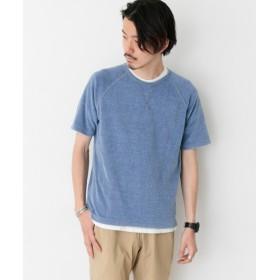 [マルイ]【セール】メンズTシャツ(インディゴパイルTシャツ)/アーバンリサーチ サニーレーベル(メンズ)(URBAN RESEARCH Sonny Label)