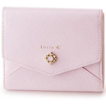 [マルイ] 三つ折り財布/ルリア4℃(Luria 4℃)
