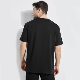 Tシャツ - GUESS【MEN】 [GUESS Originals] OVERSIZED SCRIPT TRI-LOGO TEE