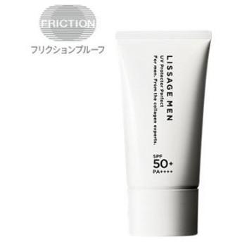 リサージ メン UVプロテクターパーフェクト SPF50+・PA++++(顏・からだ用)50g