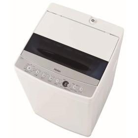 (標準設置 送料無料) ハイアール 7.0kg 全自動洗濯機 ホワイト haier JW-C70C-W 返品種別A