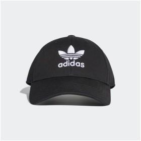 返品可 アディダス公式 アクセサリー 帽子 adidas TREFOIL CLASSIC BASEBALL CAP p0924