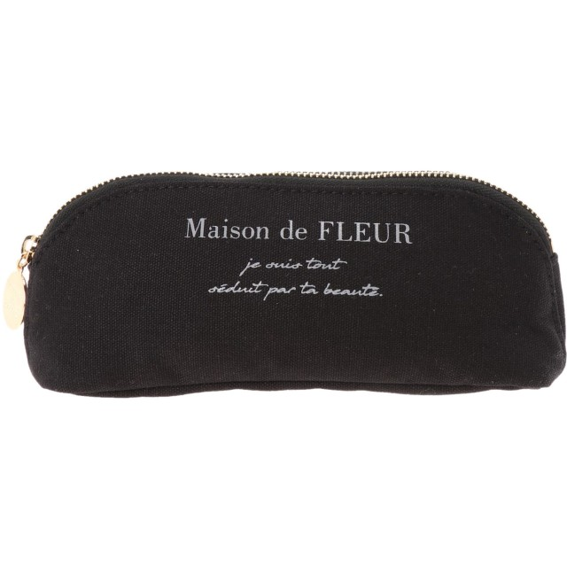 Maison de FLEUR メゾン ド フルール キャンバスペンケース