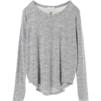 rag & bone ラグアンドボーン HUDSON L/S ウォッシャブル Tシャツ・カットソー,LIGHT GREY