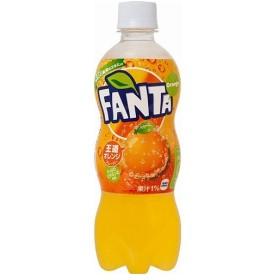 コカ・コーラ ファンタ オレンジ 500ml ペットボトル 1ケース(24本)