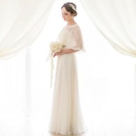 ANNAN WEDDING スレンダーラインドレス A016LsetCタイプ