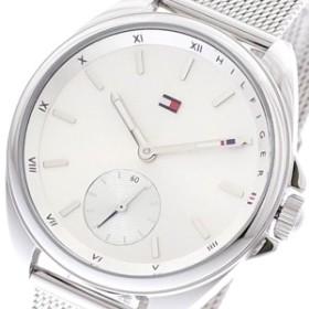 トミーヒルフィガー TOMMY HILFIGER 腕時計 レディース 1781758 クォーツ シルバー