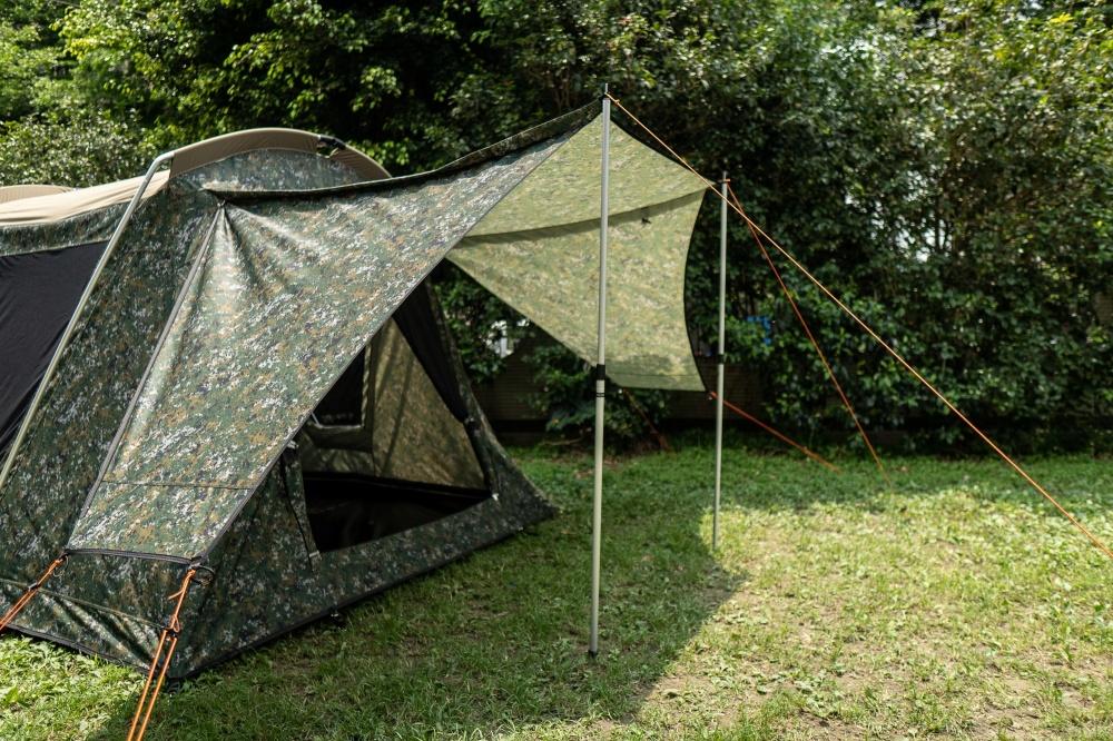 威力屋330帳篷【卡其色科技棉】