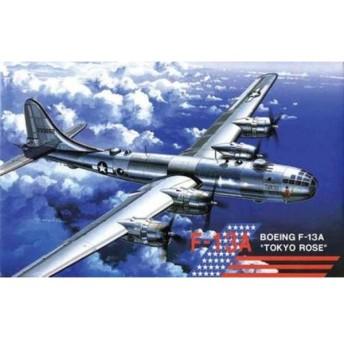 フジミ模型 1/144スケールシリーズ No.5 B-29 スーパーフォートレス 東京ローズ/ヘブンリー・レイデン プラモデル 1445