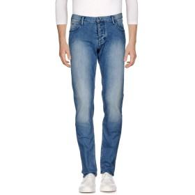《期間限定セール開催中!》EMPORIO ARMANI メンズ ジーンズ ブルー 29 コットン 99% / ポリウレタン 1%