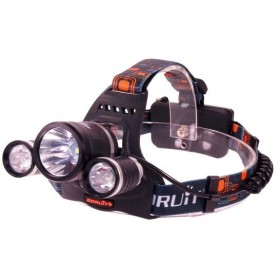 BORUIT(ヴォルイット) RJ-3001 ヘッドライト  防水 LED フラッシュライト Rj-3001