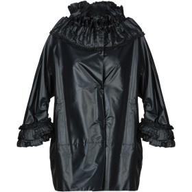 《セール開催中》ERMANNO SCERVINO レディース コート ブラック 40 ナイロン 100%
