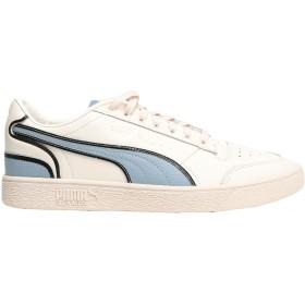 《セール開催中》PUMA メンズ スニーカー&テニスシューズ(ローカット) アイボリー 6.5 革 Ralph Sampson Lo Hoops Pastel Parchme