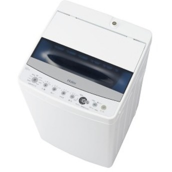 ハイアール 全自動洗濯機 [洗濯4.5kg] JW-C45D-W ホワイト