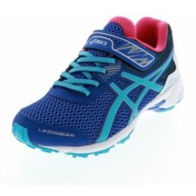 アシックス ASICS ジュニア 運動靴 レーザービームRDM 420 ブルー×アクアリウム