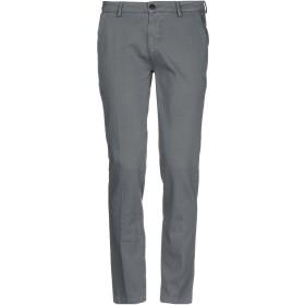 《セール開催中》YAN SIMMON メンズ パンツ 鉛色 46 コットン 98% / ポリウレタン 2%