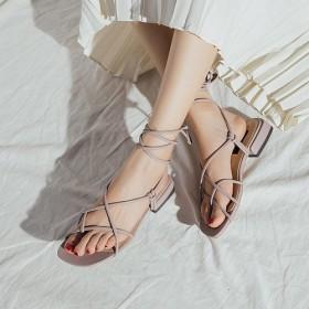 7bfeb28a6f17a5 新作2019年SSおしゃれレデース靴レディースサンダルペタンコサンダル ...