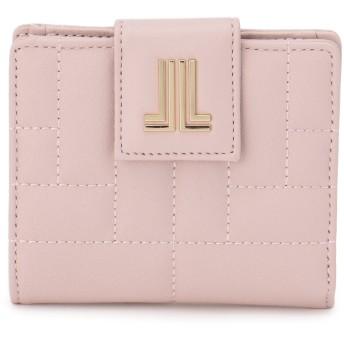 LANVIN en Bleu(BAG) LANVIN en Bleu ランバンオンブルー ベルシー コンパクト財布 財布,ピンク