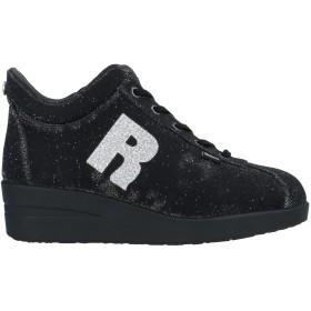 《セール開催中》RUCO LINE レディース スニーカー&テニスシューズ(ローカット) ブラック 35 紡績繊維