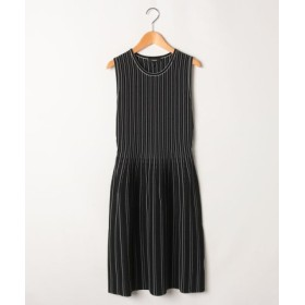 (Theory/セオリー)ドレス LUSTRATE SHELL DRESS/レディース ブラック