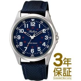 【メール便選択で送料無料/代引不可】【正規品】Q&Q キュー&キュー 腕時計 QB38-315 メンズ Falcon ファルコン クオーツ