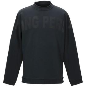 《期間限定 セール開催中》RING メンズ スウェットシャツ スチールグレー M コットン 100%