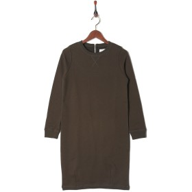 ginger and sprout FLEECE SWEAT DRESS○20471042 Od ワンピース