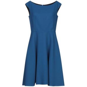 《セール開催中》ANITA DI. レディース ミニワンピース&ドレス ブルー 42 ウール 100%