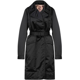 《期間限定 セール開催中》N°21 レディース コート ブラック 40 ナイロン 100%