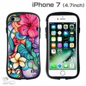 HAMEE iPhone 8専用コリーンウィルコックスケース IP78IFACEFCコリーンPD(Paradise)