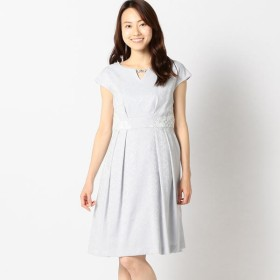[マルイ]【セール】ビジュジャガードドレス/ミッシュ・マッシュ(MISCH MASCH)
