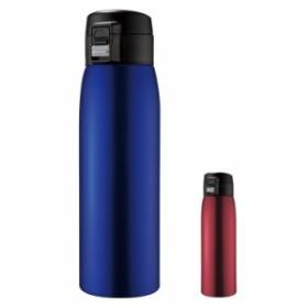 タフコ ワンタッチマグボトル 500ml マグ ボトル 保温6時間 保冷 ワンプッシュオープン お手入れカンタン 清潔 魔法瓶 水筒(代引不可)