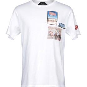 《期間限定セール開催中!》N°21 メンズ T シャツ ホワイト XS コットン 100%