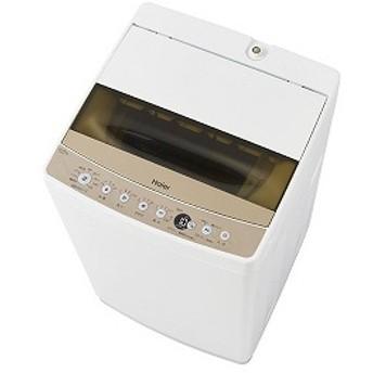 ハイアール 全自動洗濯機 [洗濯6.0kg] JW-C60C-W ホワイト