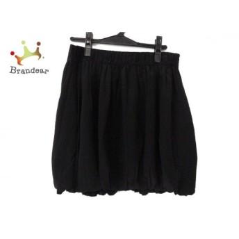 シーバイクロエ SEE BY CHLOE スカート サイズ40 M レディース 美品 黒 値下げ 20190915