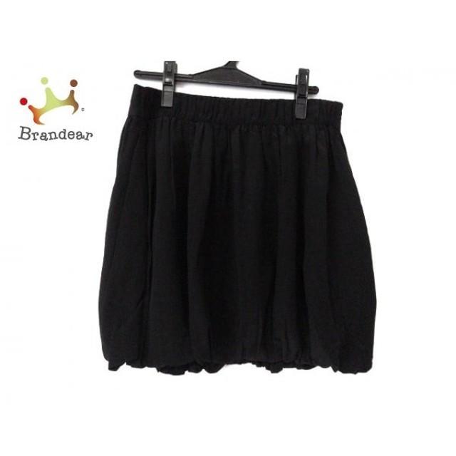 シーバイクロエ SEE BY CHLOE スカート サイズ40 M レディース 美品 黒   スペシャル特価 20190924
