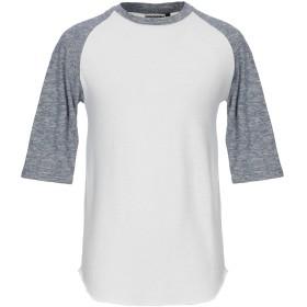 《セール開催中》JUNGMAVEN メンズ T シャツ アイボリー M 指定外繊維(ヘンプ) 55% / オーガニックコットン 45%