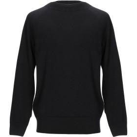 《期間限定セール開催中!》DRIES VAN NOTEN メンズ タートルネック ブラック S ウール 100%