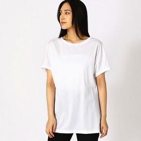 COMME CA コムサ UVカット ビッグTシャツ 1560EL14