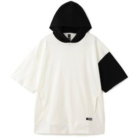 【SILAS:トップス】CUT OFF HOODIE