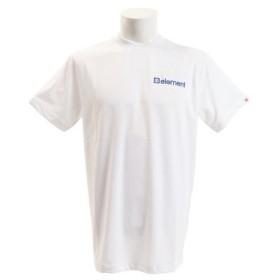 エレメント 【オンライン特価】 ELEMENT JOINT 半袖Tシャツ AJ021315 WHT (Men's)
