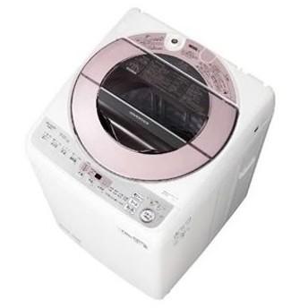 ES-GV7D-P シャープ 7kg 全自動洗濯機 ピンク系