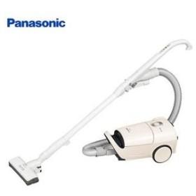 パナソニック 掃除機 紙パック式クリーナー MC-JP810G-C ベージュ (送料無料)
