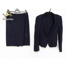 クードシャンス CdeC COUP DE CHANCE スカートスーツ サイズ36 S レディース ネイビー   スペシャル特価 20190904