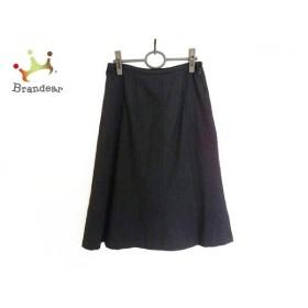 ソニアリキエル SONIARYKIEL スカート サイズ44 L レディース 黒 SONIA   スペシャル特価 20190926